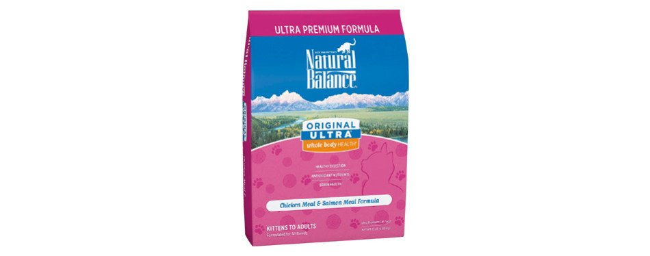 Natural Balance Ultra Whole Body Health Dry Cat Food