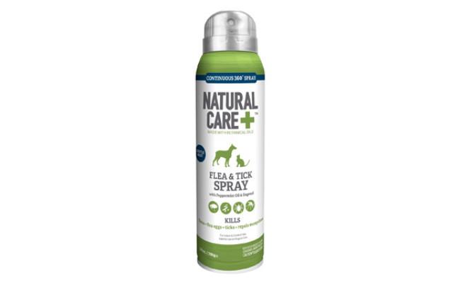 Natural Care Dog Flea & Tick Spray