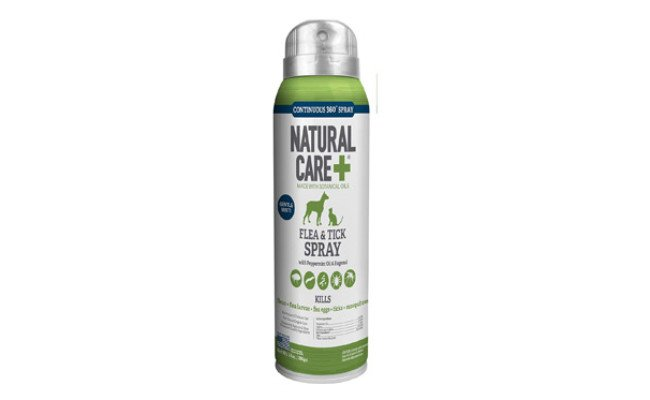 Natural Care Flea and Tick Spray for Dogs