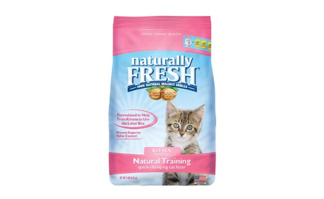 Naturally Fresh Kitten Training Quick-Clumping Litter