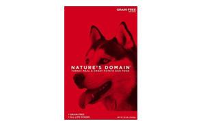 Nature'S Domain Turkey Dog Food