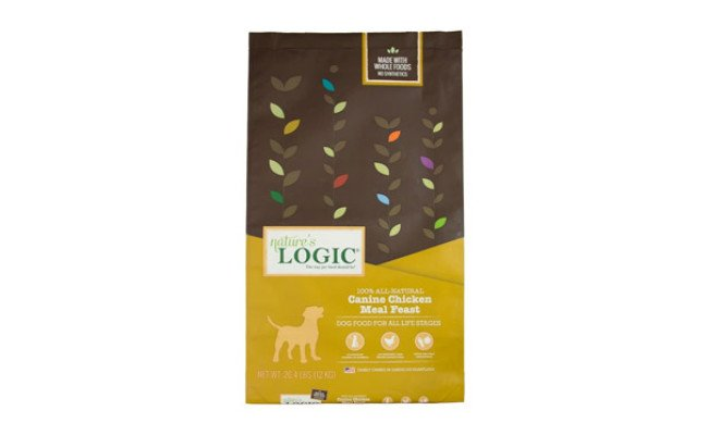 Nature'S Logic Dog Food With Grains