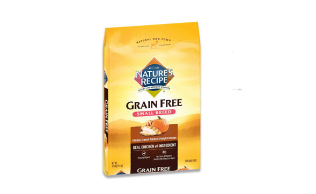 Nature'S Recipe Grain Free Dry Dog Food Small