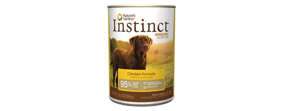 Nature'S Variety Instinct Original Wet Canned Dog Food