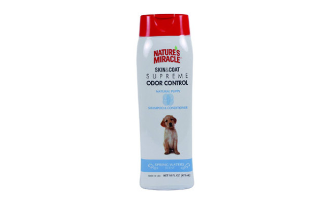 Nature's Miracle Supreme Shampoo for Puppy