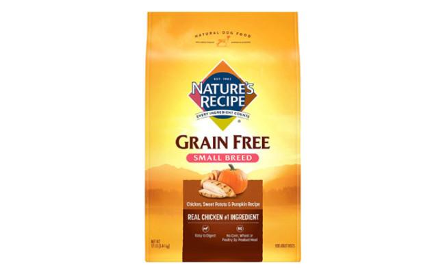 Nature's Recipe Dry Dog Food
