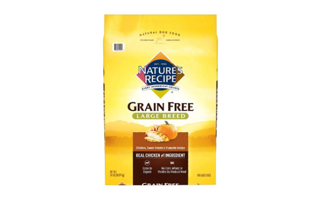 Nature's Recipe Dry Dog Food