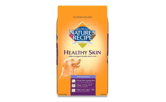 Nature's Recipe Healthy Skin, Vegetarian Recipe