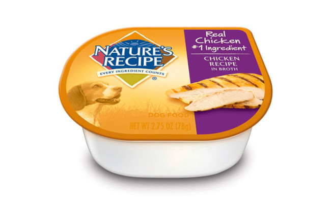 Nature's Recipe Wet Dog Food