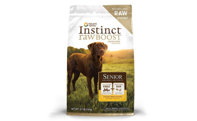 Nature's Variety Instinct Raw Boost Dry Dog Food