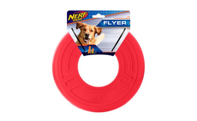 Nerf Dog Flyer Dog Toy