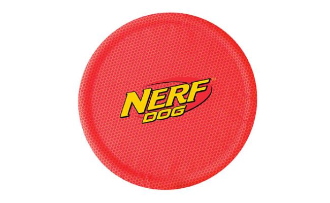 Nerf Dog Nylon Flyer for Dogs