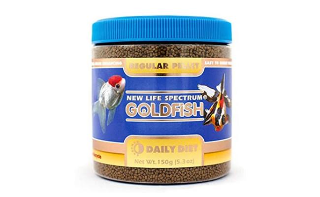 New Life Spectrum Goldfish