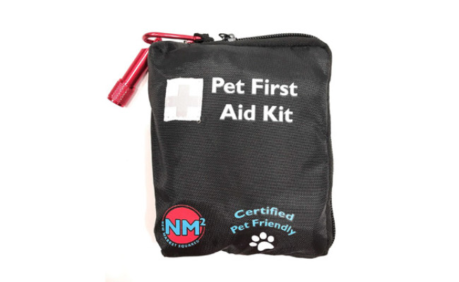 New Market Squared Dog First Aid