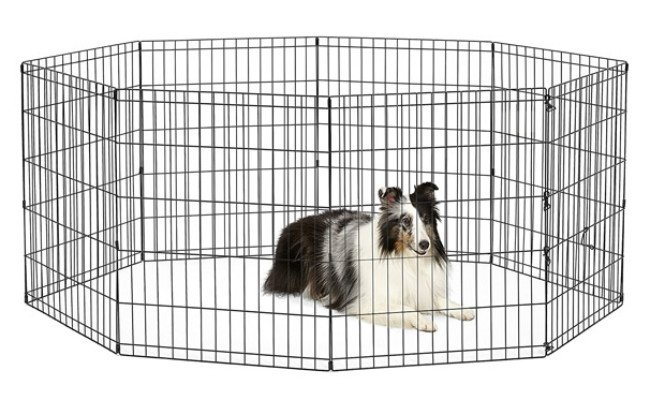 New World Pet Products B552-30 Foldable Exercise Pet Playpen