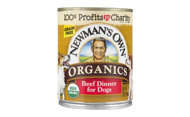 Newman'S Own Organics Beef Food for Dogs