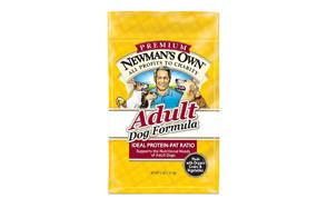 Newman's Own Adult Dog Food Formula
