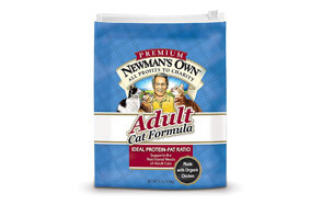 Newman'S Own Premium Organic Cat Food