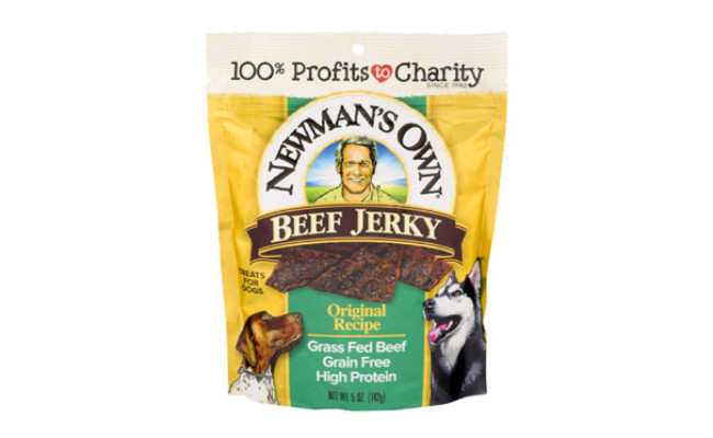 Newman's Own Jerky Treats for Dogs