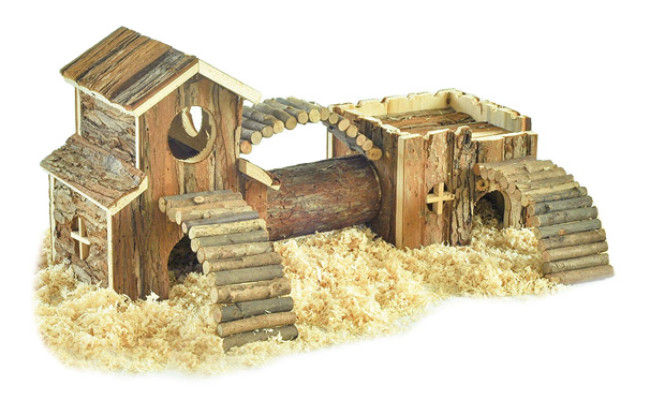 Niteangel Natural Living Tunnel System for Hamsters