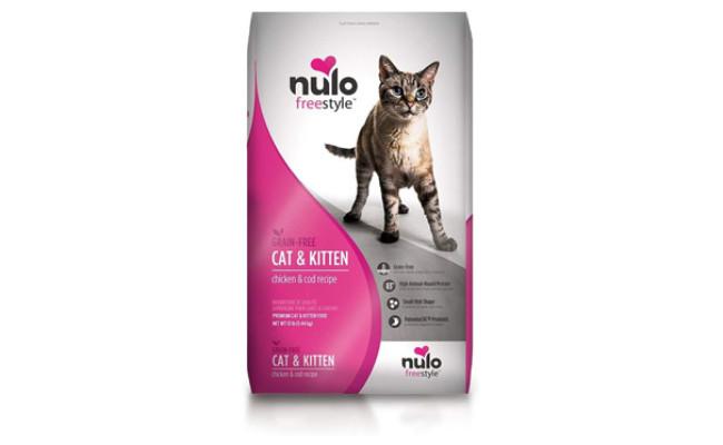 Nulo Adult & Kitten Grain Free Dry Cat Food