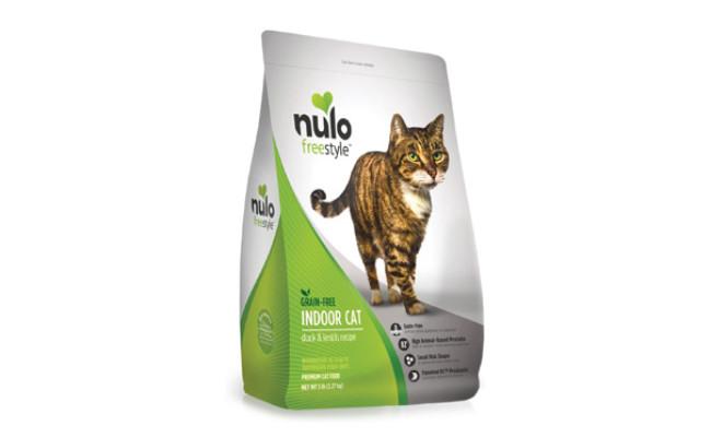 Nulo Grain Free Indoor Dry Cat Food