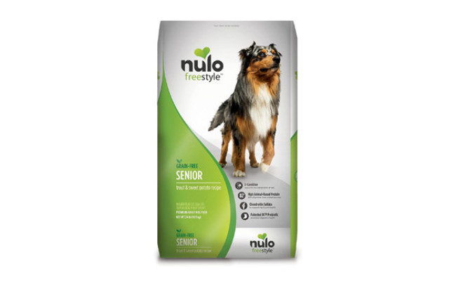 Nulo Senior Dry Dog Food