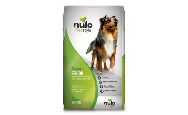 Nulo Grain Free Dog Food