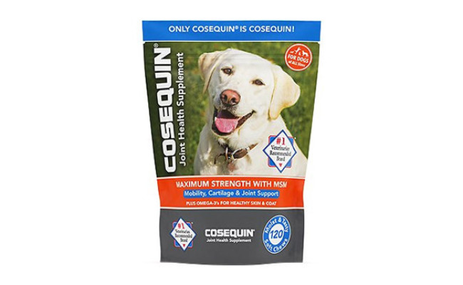 Nutramax Cosequin Max Strength with MSM