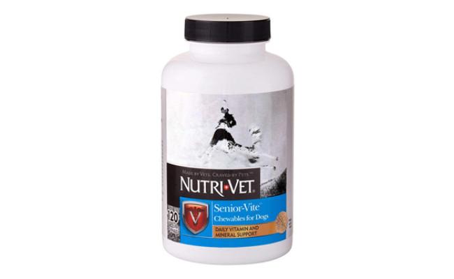 Nutri-Vet Supplement for Older Dogs