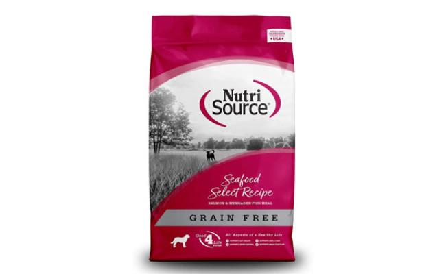 NutriSource Seafood Select Grain Free Dry Dog Food