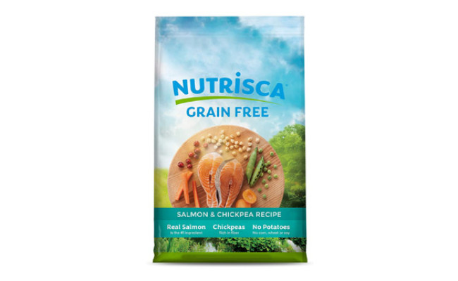Nutrisca Grain Free Salmon Dry Dog Food