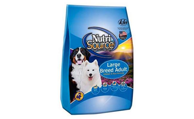 Nutrisource Large Breed Dog Food