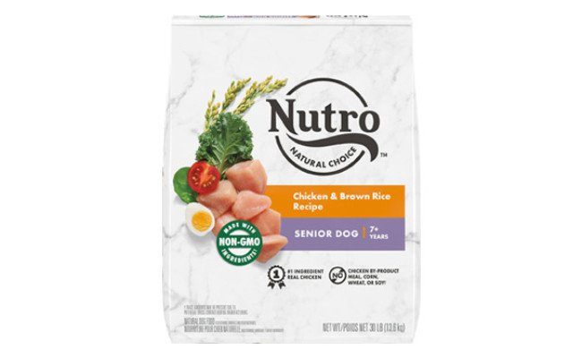 Nutro Chicken & Brown Rice Recipe Dry Dog Food