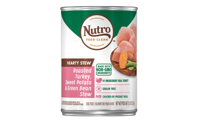 Nutro Hearty Stews Adult Wet Dog Food
