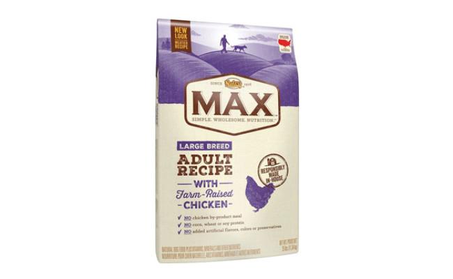 Nutro MAX Adult Dry Dog Food