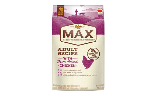 Nutro Max Natural Adult Dry Dog Food