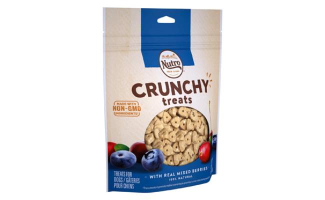 Nutro Natural Crunchy Dog Treats