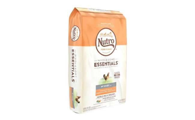 Nutro Natural Senior Dry Dog Food