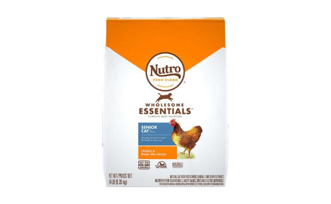 Nutro Wholesome Essentials Dry Cat Food