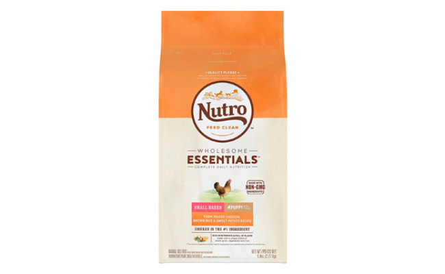 Nutro Wholesome Essentials Dry Dog Food for Maltese