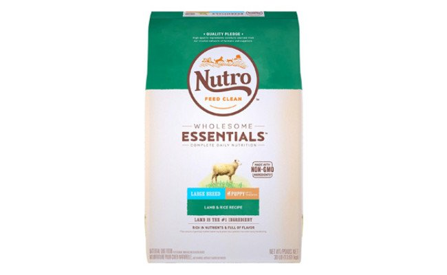 Nutro Wholesome Essentials Natural Puppy Dog Food