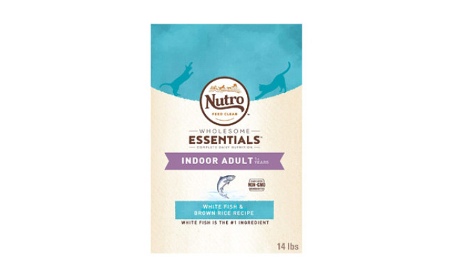 Nutro Wholesome Essentials White Fish Cat Food