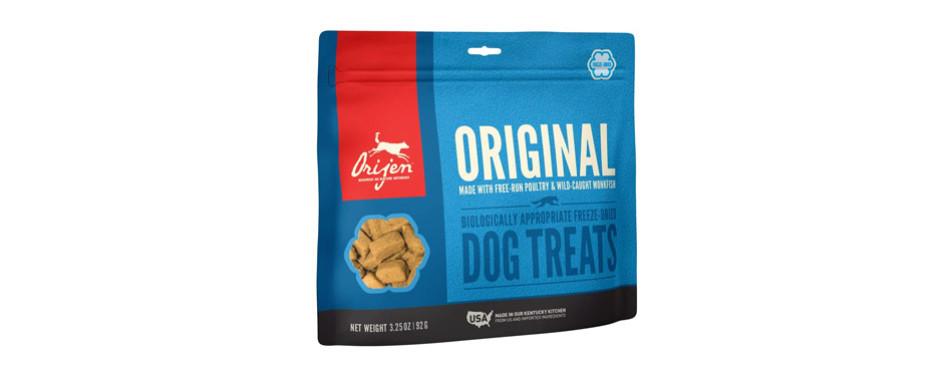 ORIJEN Freeze-Dried Dog Treats
