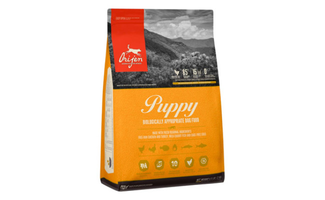ORIJEN Puppy High-Protein Dog Food for Jack Russell
