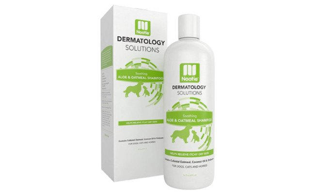 Oatmeal Shampoo By Dermatology Solutions