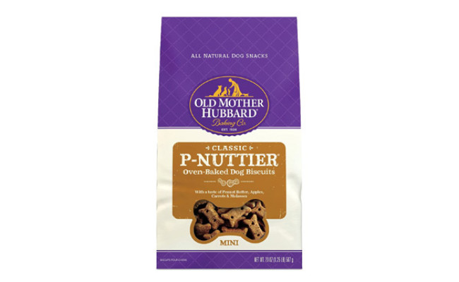 Old Mother Hubbard P-Nuttier Dog Biscuits