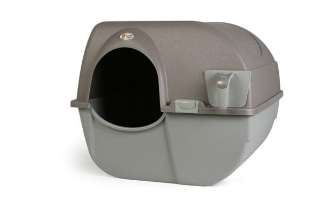 Omega Paw Sifting Litter Box