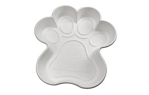 One Dog One Bone Paw-Shaped Play Pool