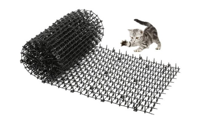 One Sight Scat Mat with Spikes for Cats